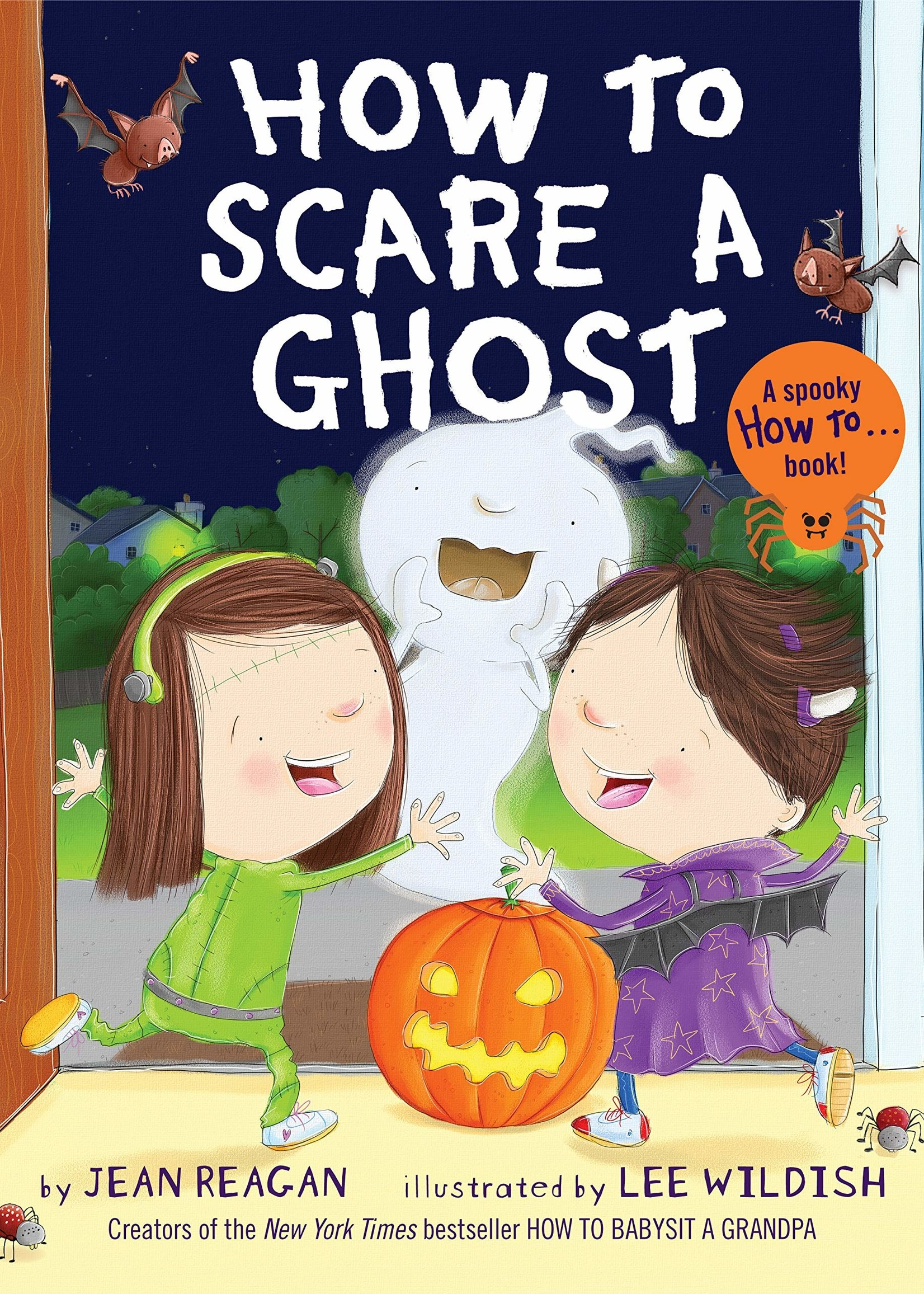 How to Scare a Ghost - Paperback