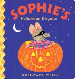 Sophie's Halloween Disguise - BB