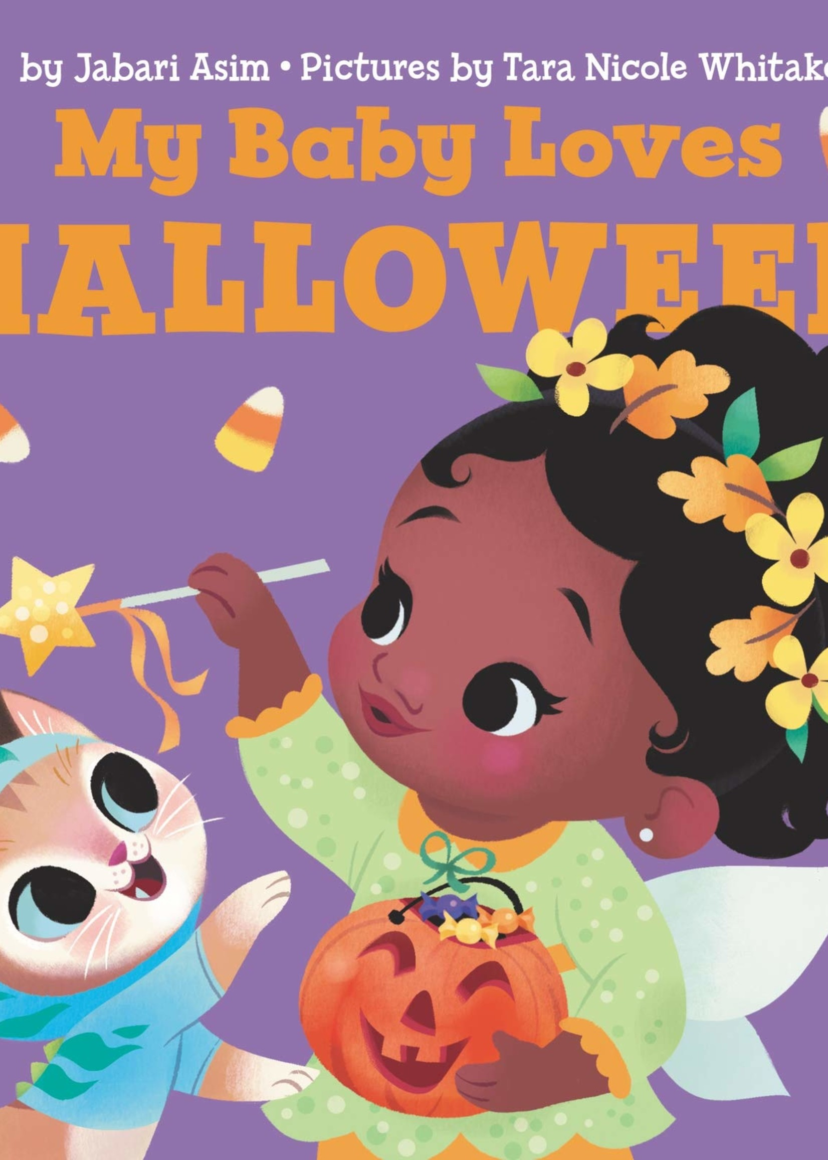My Baby Loves Halloween - Board Book