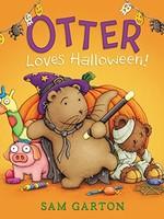 Otter Loves Halloween - HC