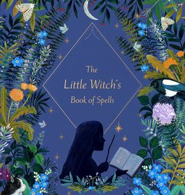 The Little Witch's Book of Spells - HC
