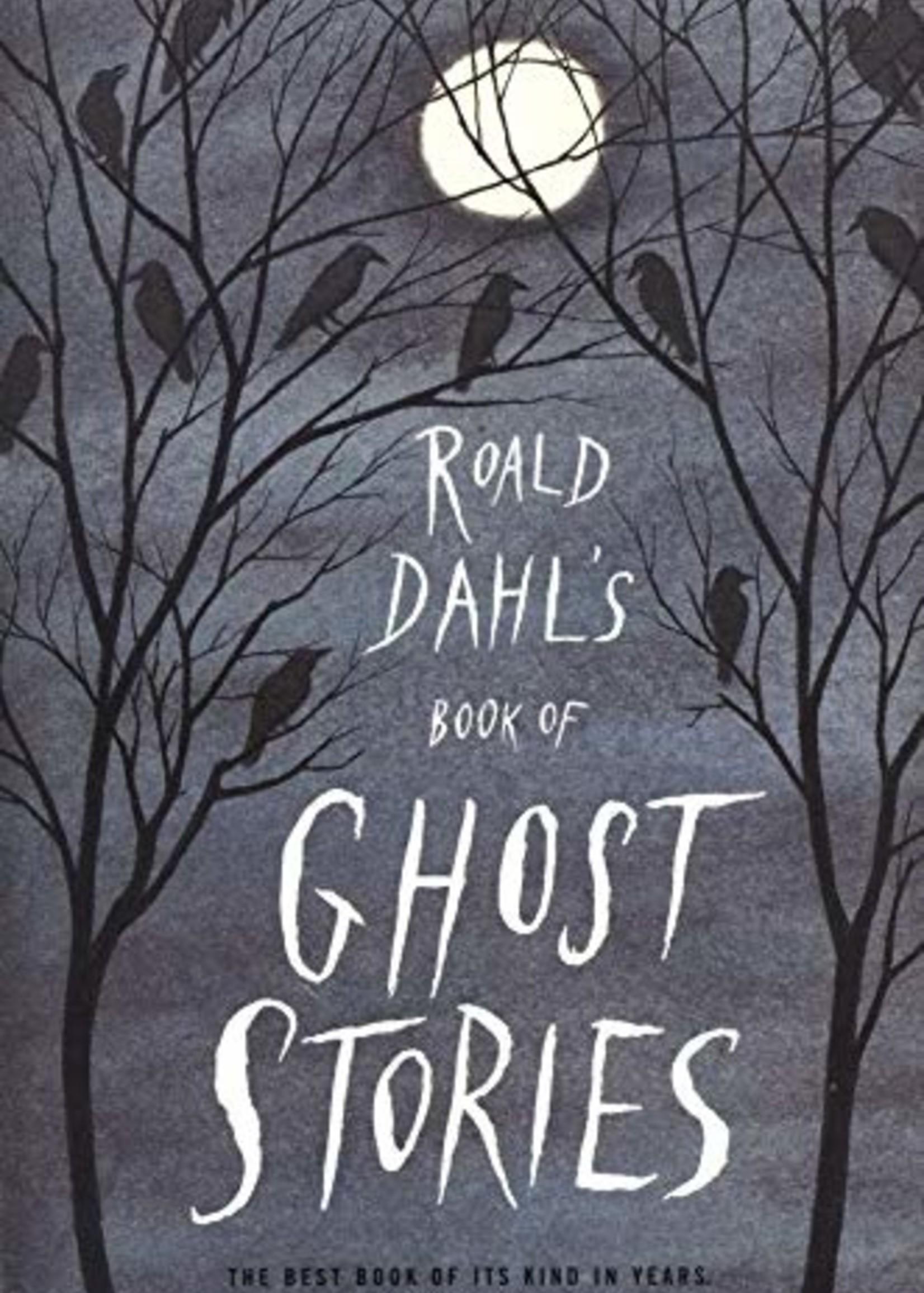 Roald Dahl's Book of Ghost Stories - Paperback