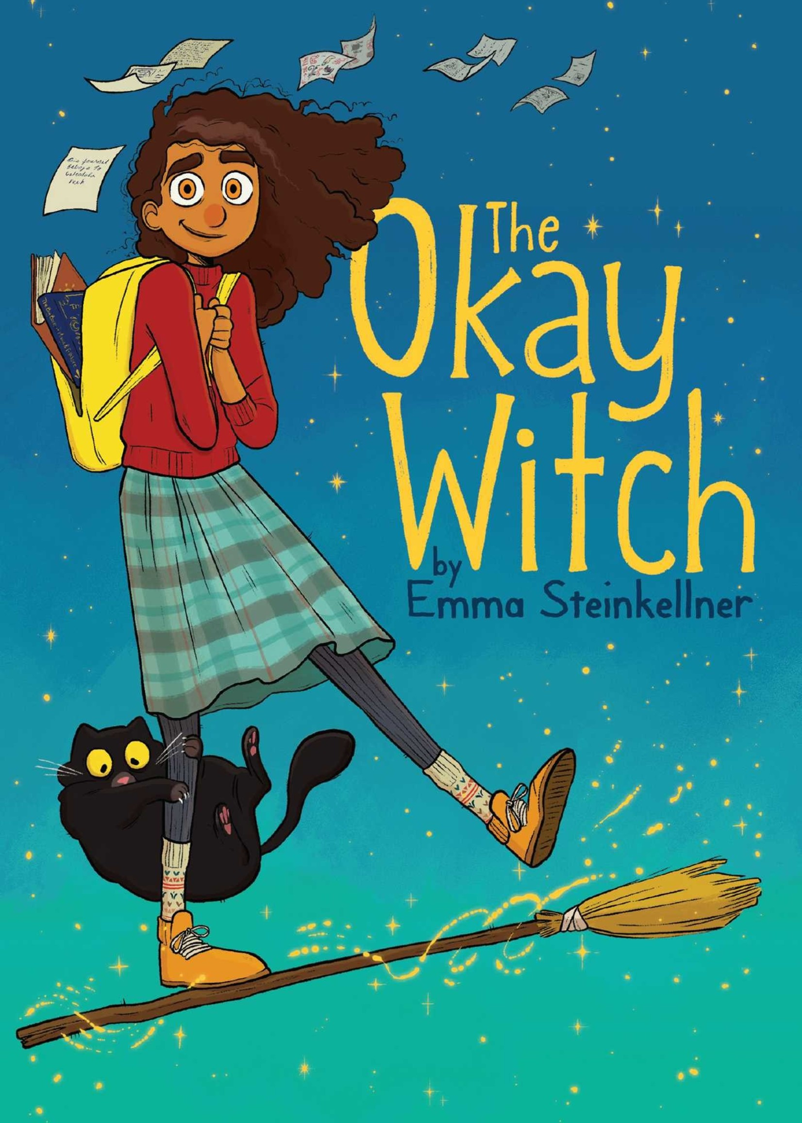 The Okay Witch Graphic Novel - Paperback