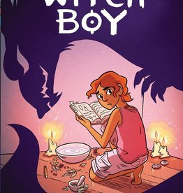 The Witch Boy GN - PB