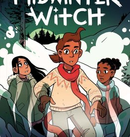 The Midwinter Witch GN - PB