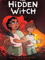 Witch Boy #02, The Hidden Witch GN - PB