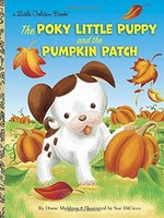 The Poky Little Puppy and the Pumpkin Patch - LGB
