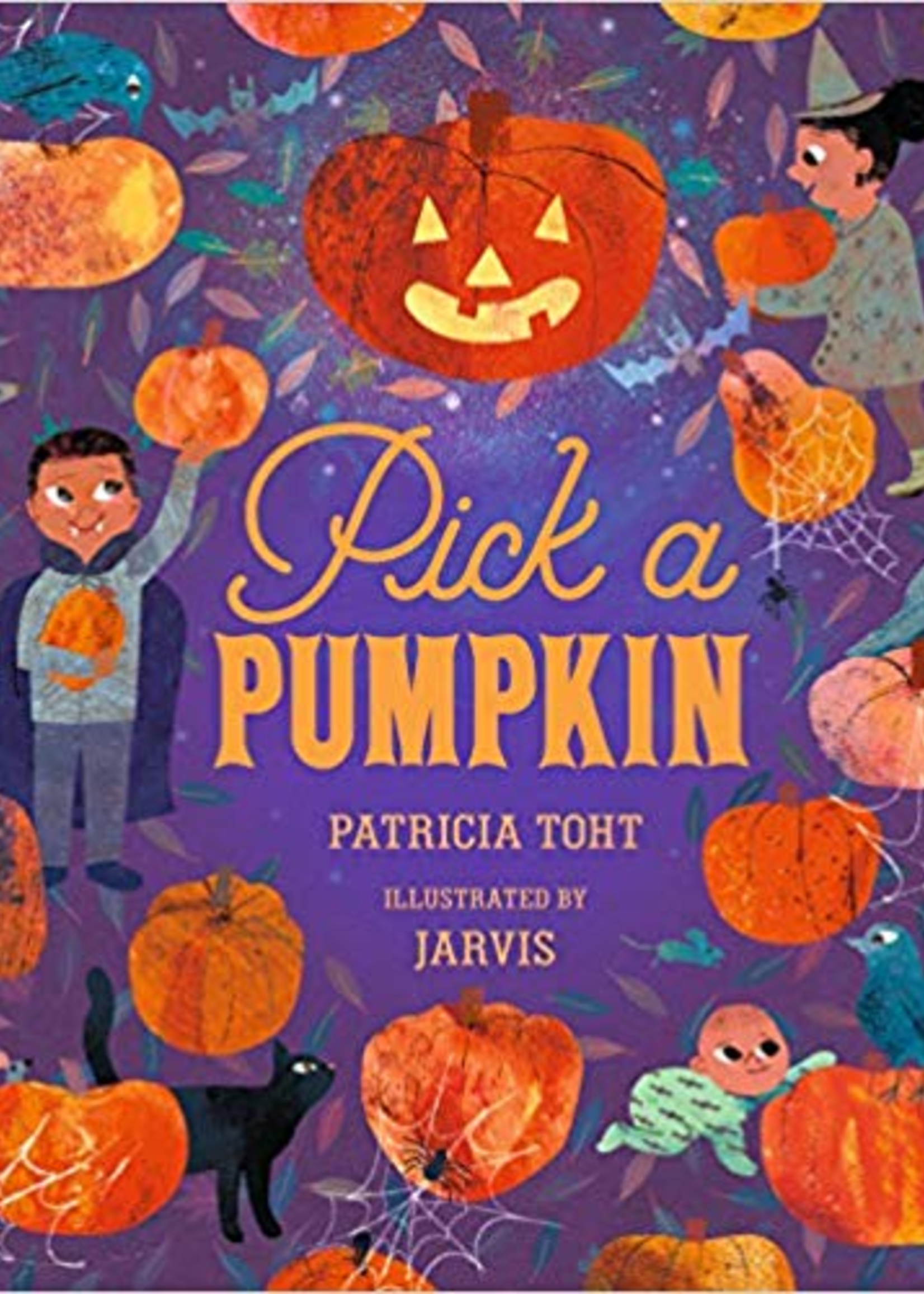 Pick a Pumpkin - Hardcover