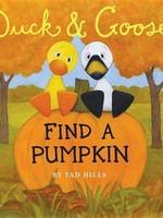 Duck and Goose Find a Pumpkin - BB