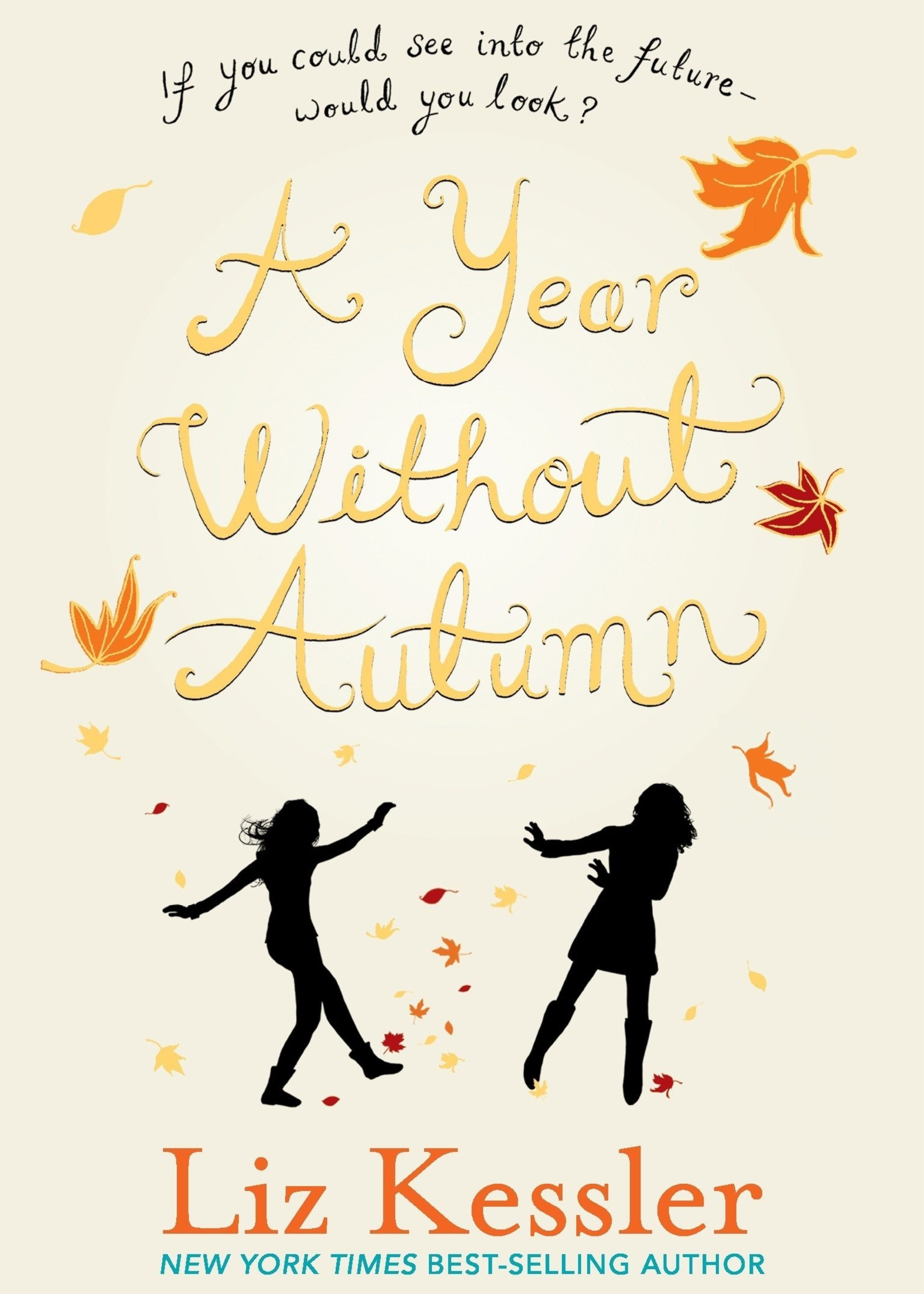 A Year Without Autumn - Paperback