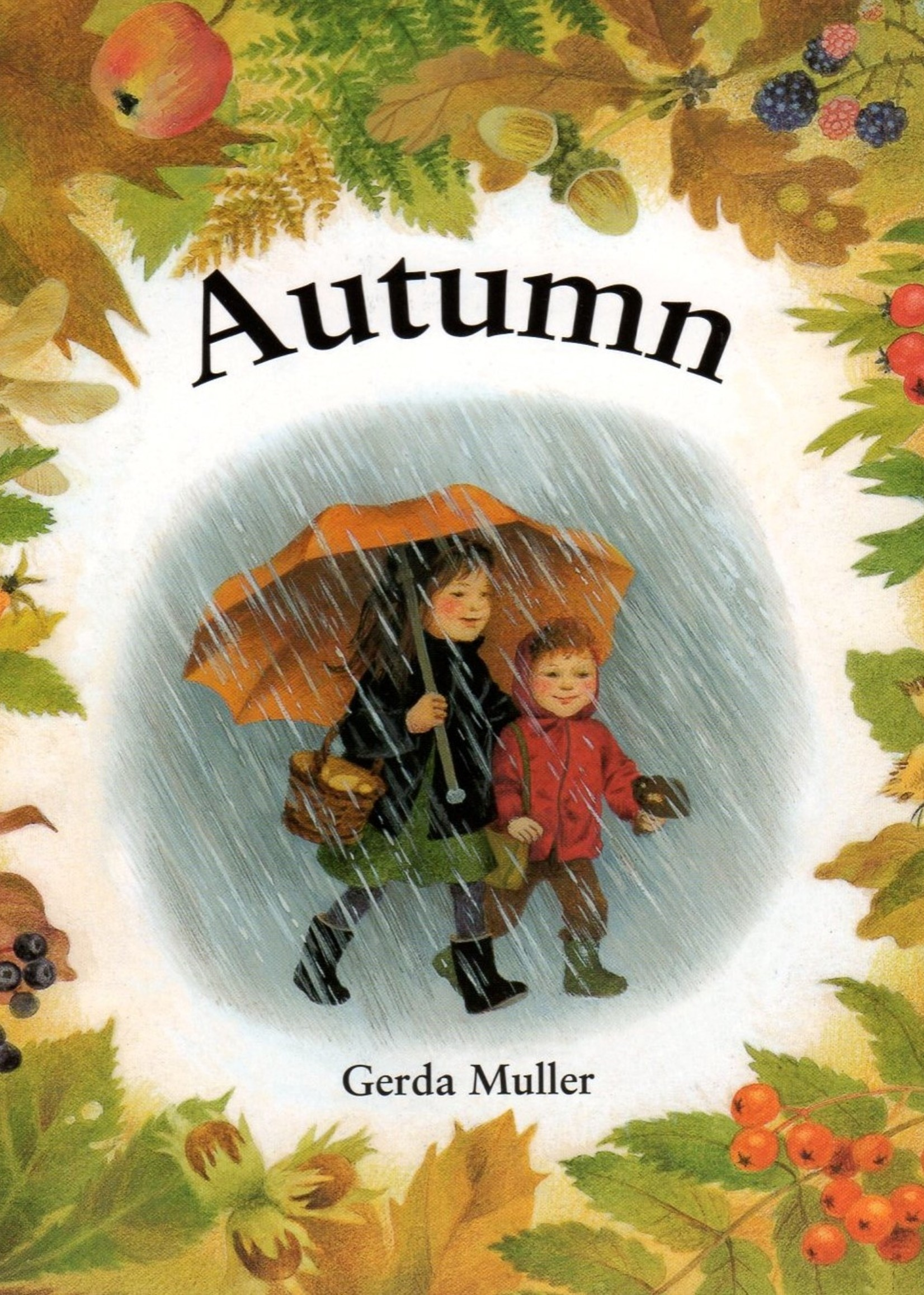 Autumn - Board Book