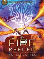 Rick Riordan Presents: Storm Runner #02, The Fire Keeper - PB