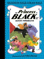 The Princess in Black #08, and the Giant Problem - HC
