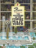 Pierre the Maze Detective, The Mystery of the Empire Maze Tower - HC