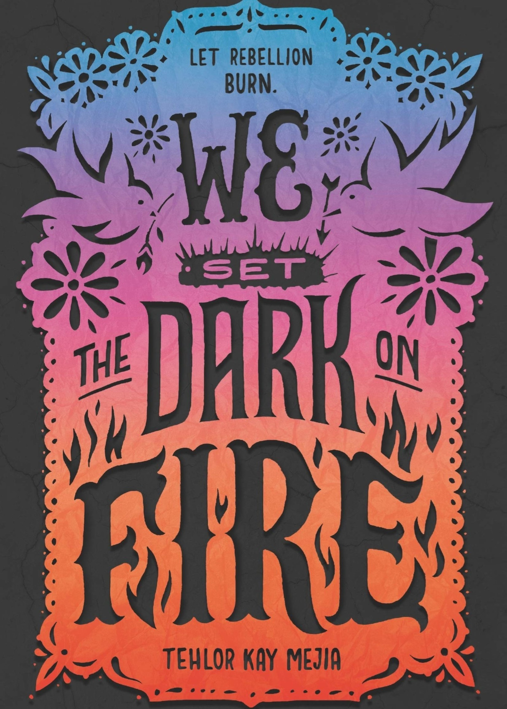 We Set the Dark on Fire #01 - Paperback