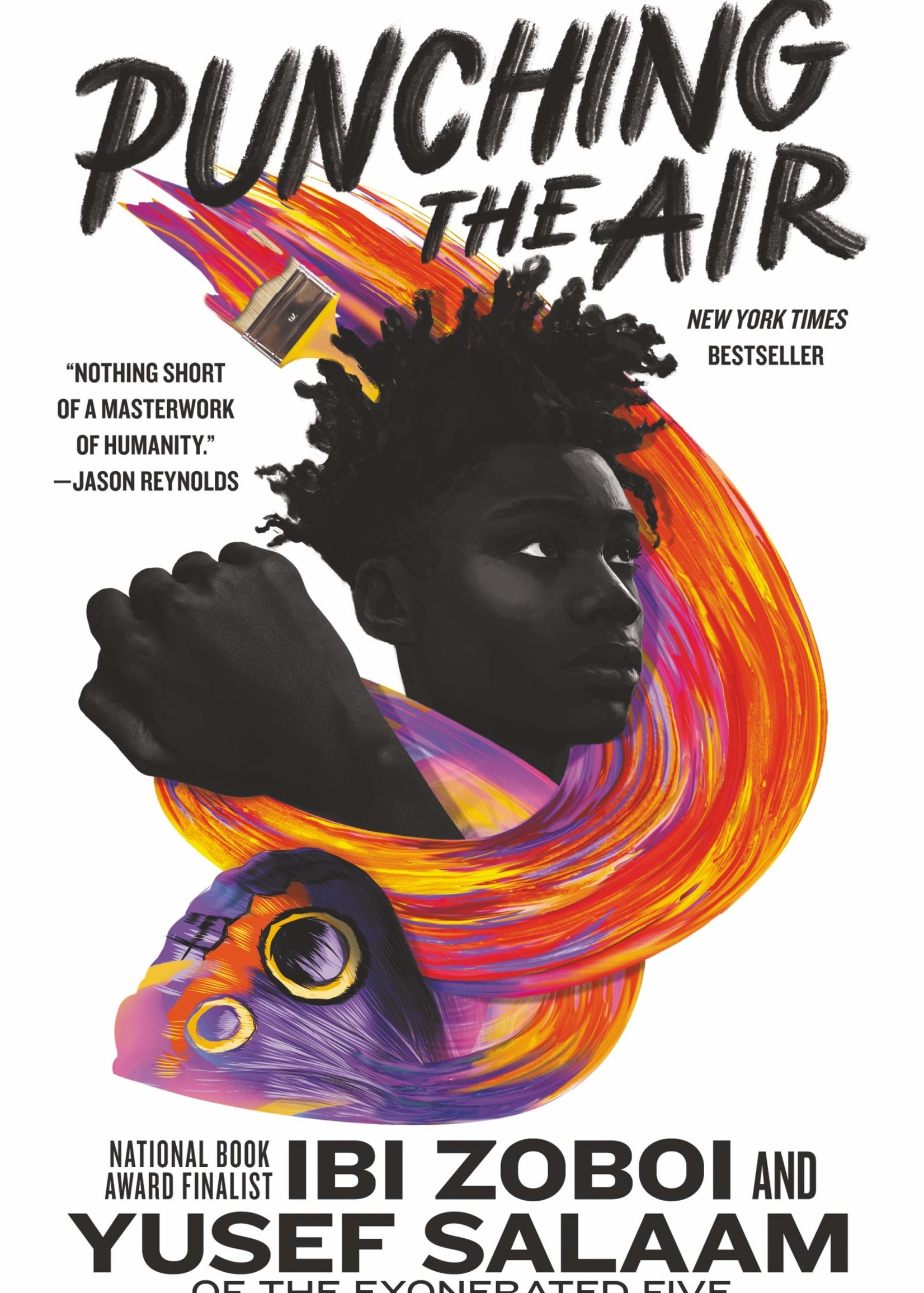 Punching the Air - Hardcover