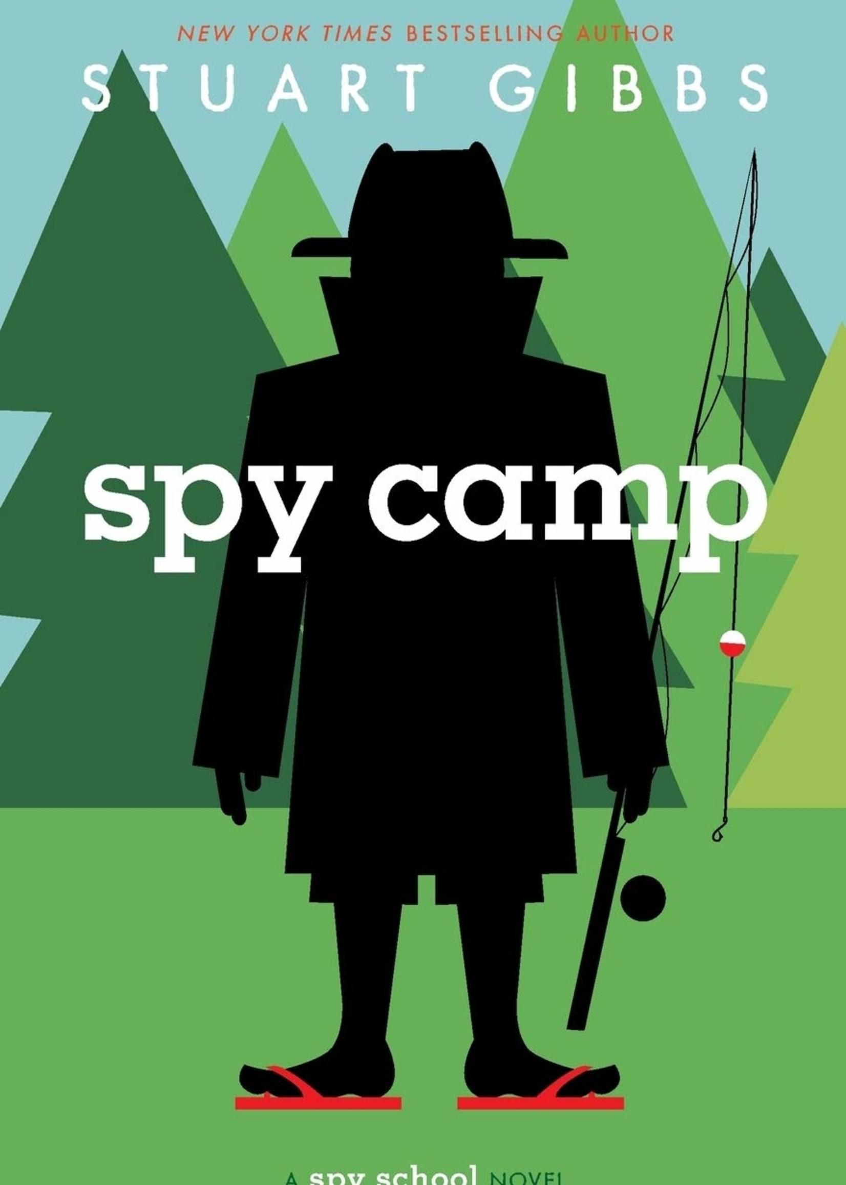 Spy School #02, Spy Camp - Paperback