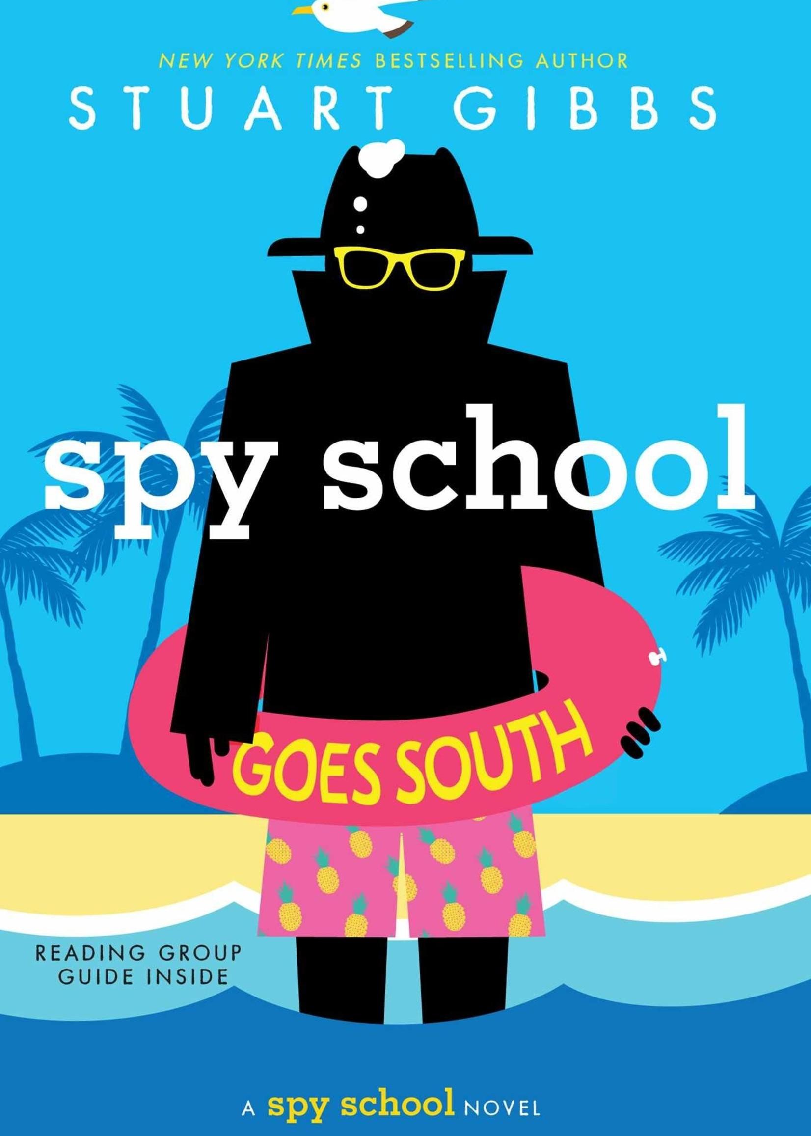 Spy School #06, Spy School Goes South - Paperback