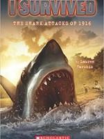 I Survived #02, I Survived The Shark Attacks of 1916 - PB