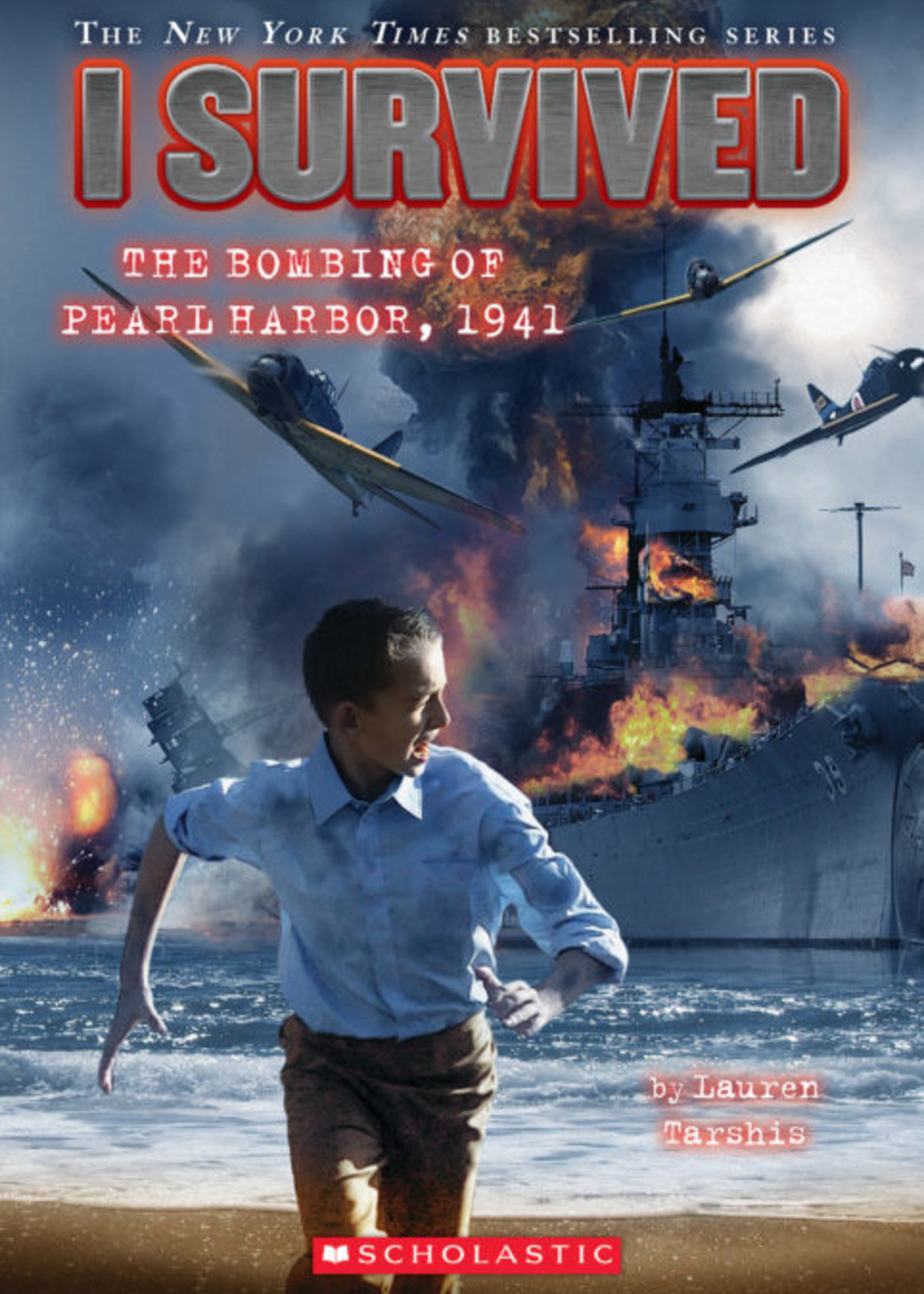 I Survived #04, I Survived The Bombing of Pearl Harbor, 1941 - Paperback