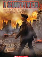 I Survived #05: I Survived the San Francisco Earthquake, 1906 - PB