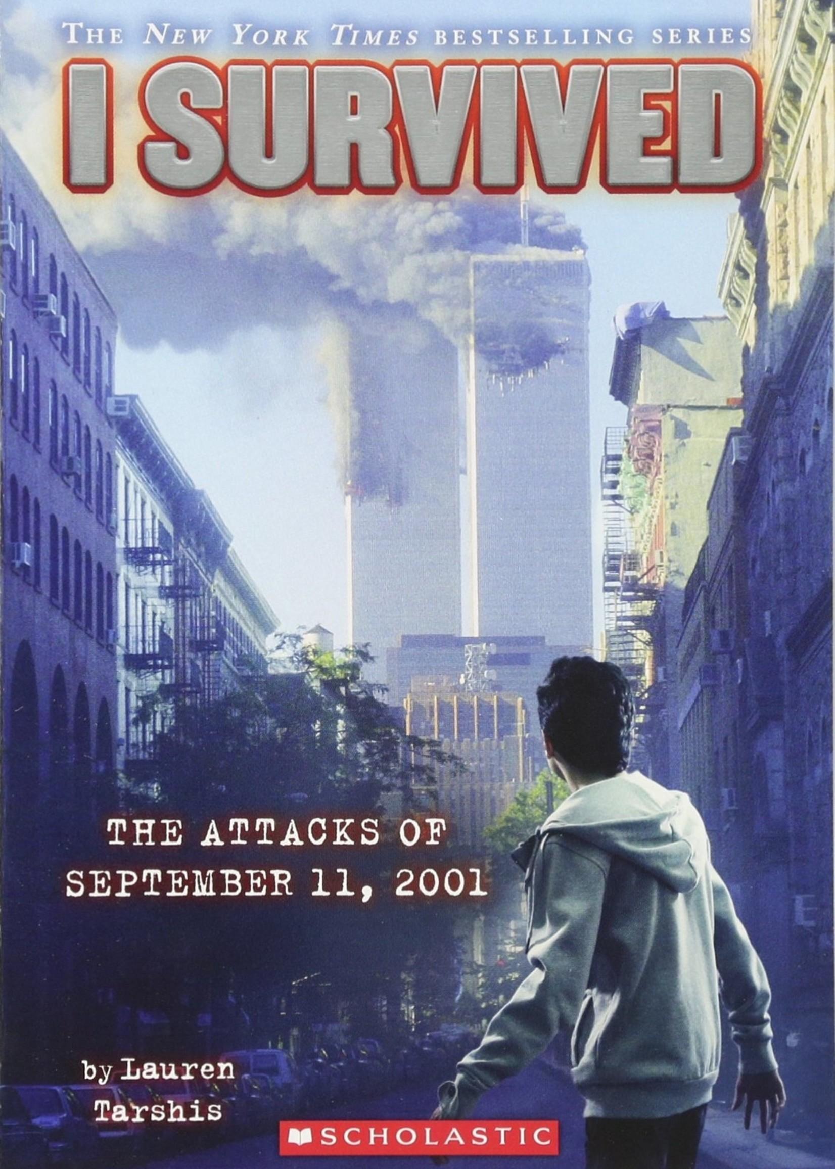 I Survived #06, I Survived The Attacks of September 11, 2001 - Paperback