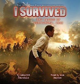 I Survived #07: I Survived The Battle Of Gettysburg, 1863 - PB