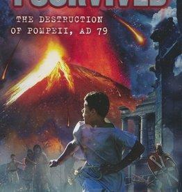 I Survived #10, I Survived the Destruction of Pompeii, Ad 79 - PB