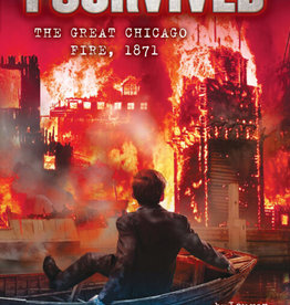 I Survived #11, I Survived the Great Chicago Fire, 1871 - PB