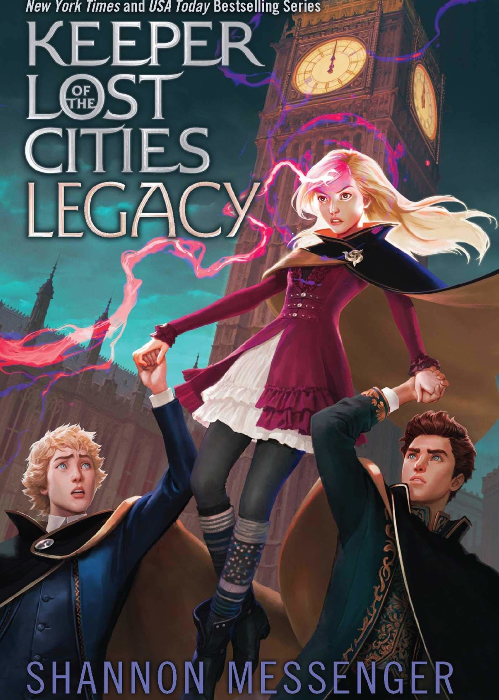 Keeper of the Lost Cities #08, Legacy - Paperback