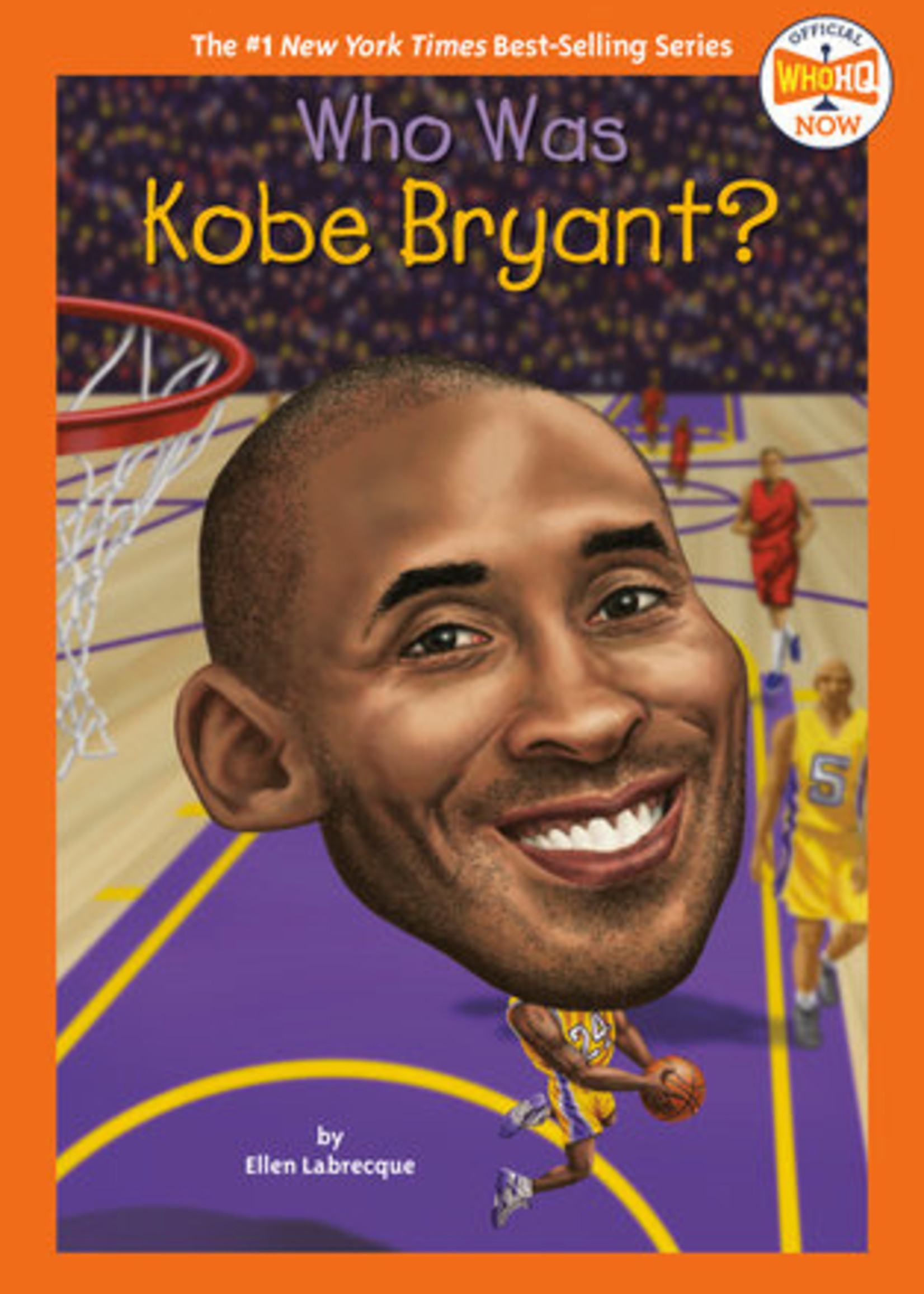 Who Was Kobe Bryant? - Paperback