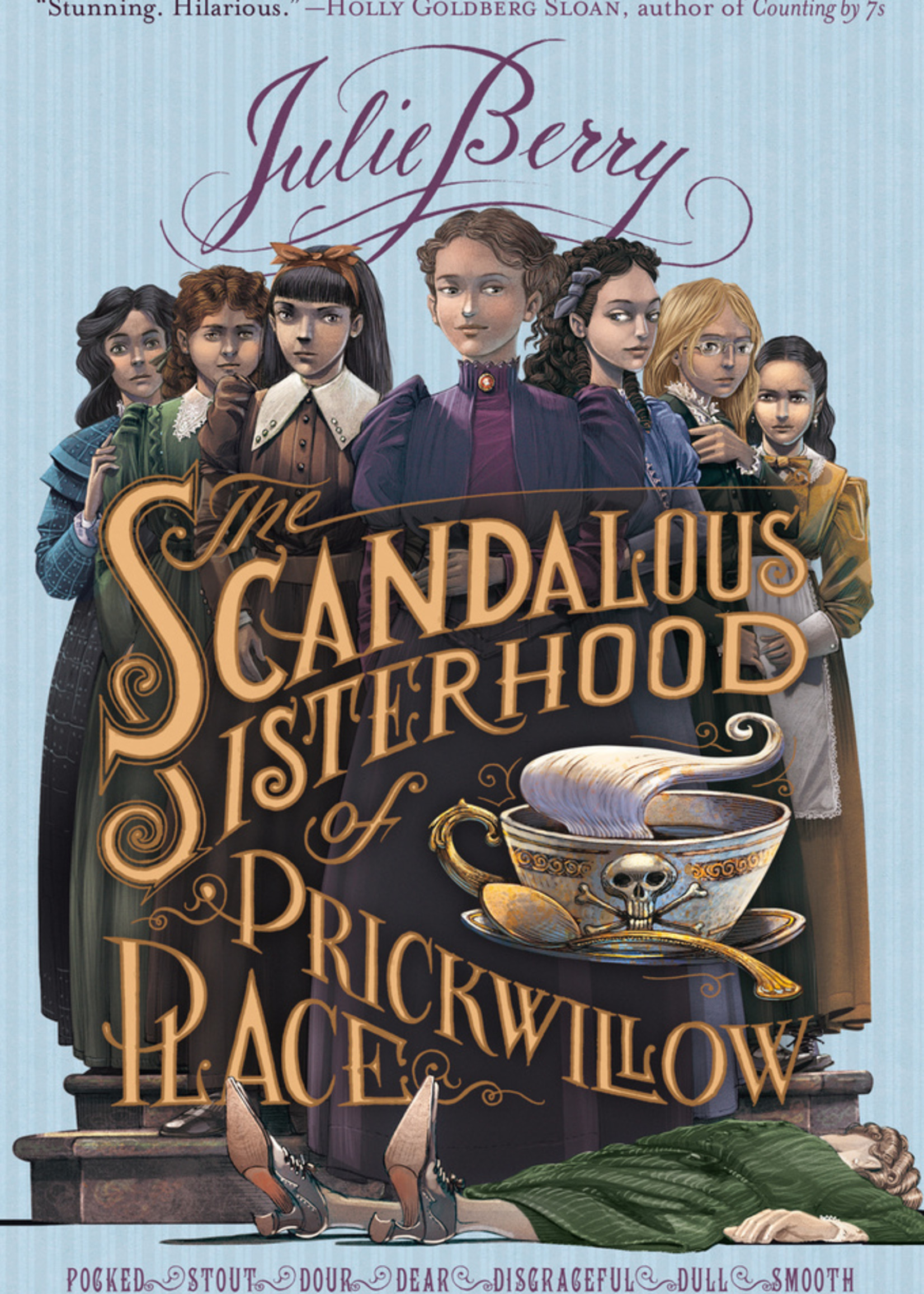The Scandalous Sisterhood of Prickwillow Place - Paperback