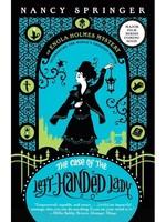 Enola Holmes Mystery #02, The Case of the Left-Handed Lady - PB
