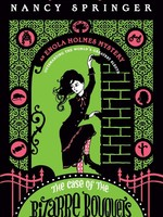 Enola Holmes Mystery #03, The Case of the Bizarre Bouquets - PB