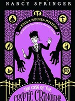 Enola Holmes Mystery #05, The Case of the Cryptic Crinoline - PB
