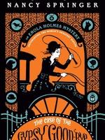 Enola Holmes Mystery #06, The Case of the Gypsy Good-Bye - PB
