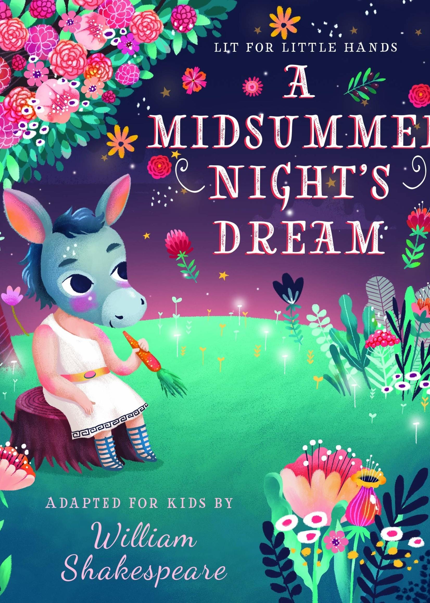 Lit For Little Hands: A Midsummer Night's Dream - Board Book