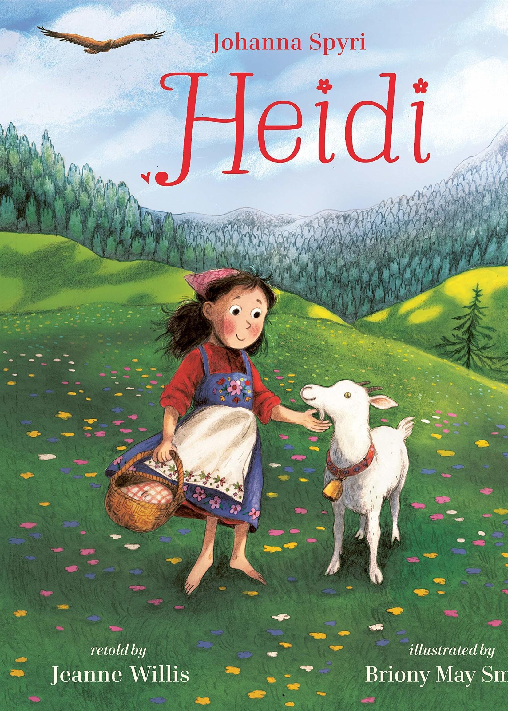 Heidi - Hardcover