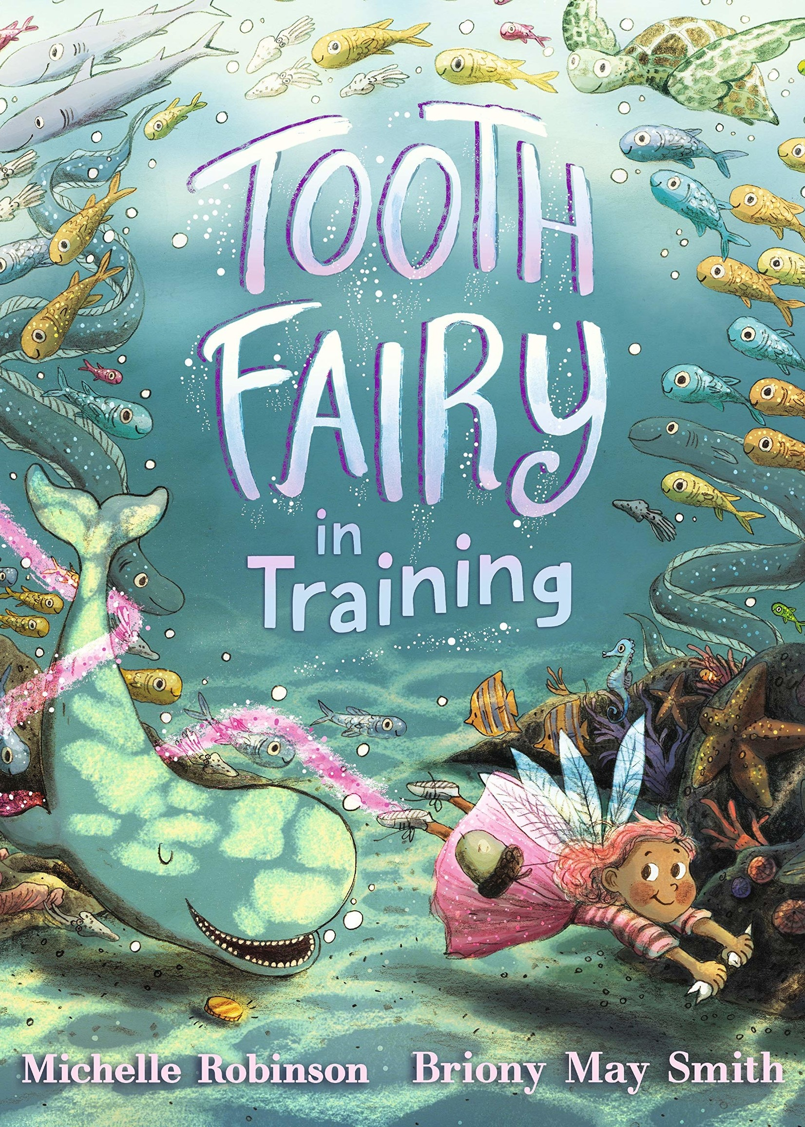 Tooth Fairy in Training - Hardcover
