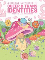 A Quick & Easy Guide to Queer & Trans Identities GN - PB