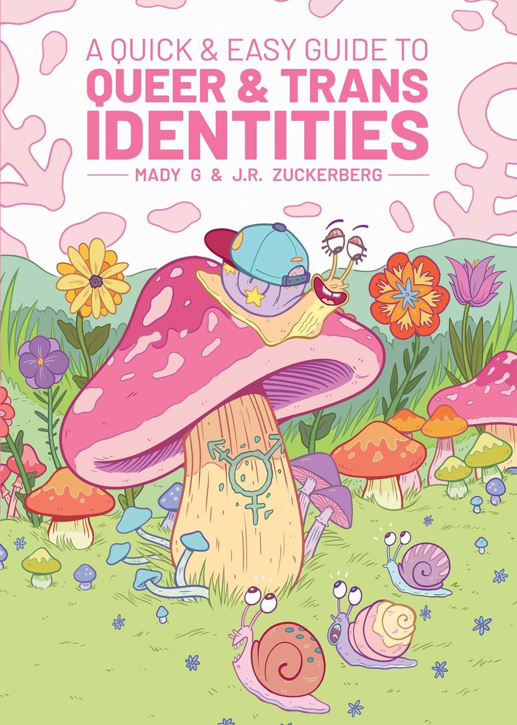 A Quick & Easy Guide to Queer & Trans Identities Graphic Novel - Paperback