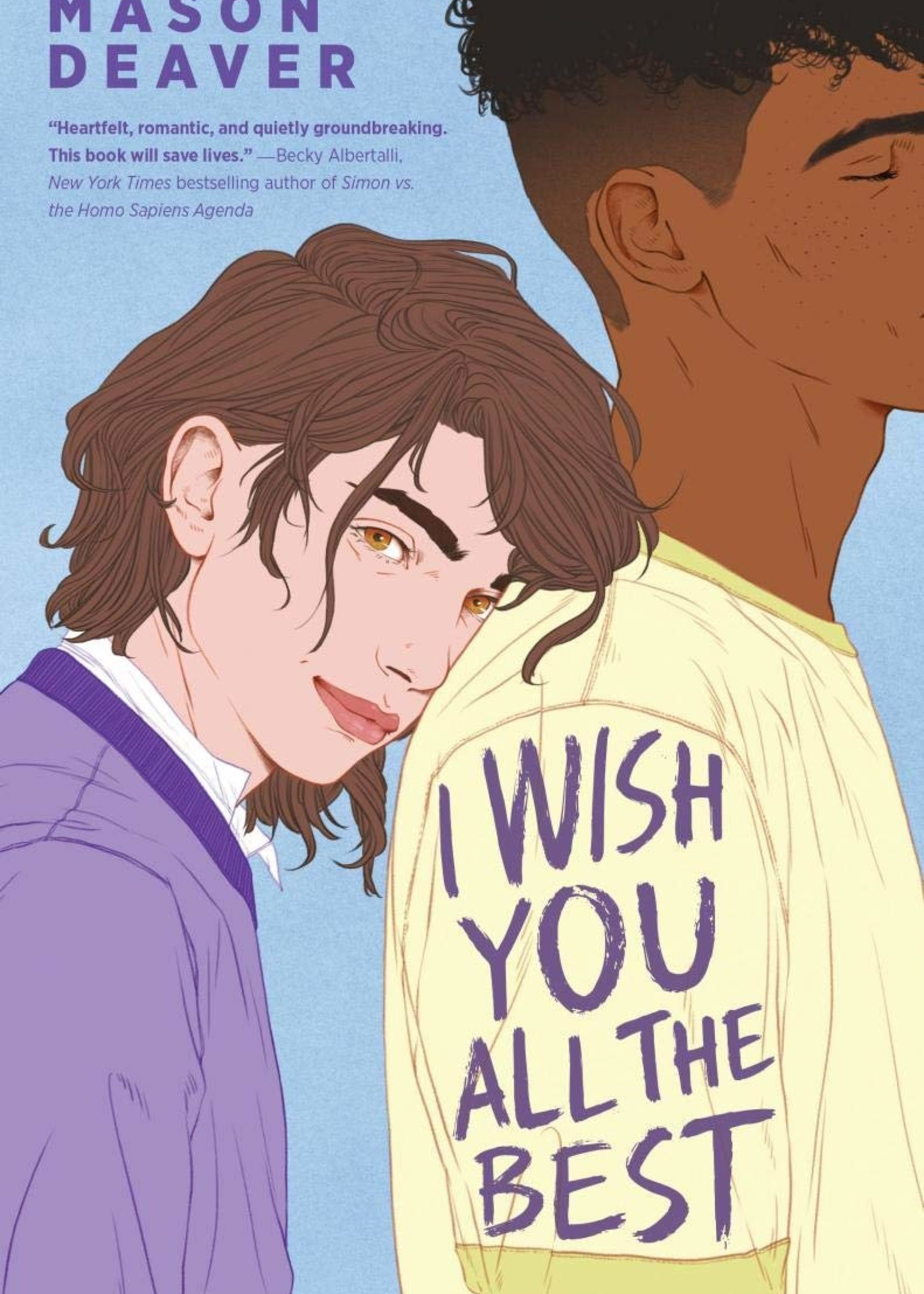 I Wish You All the Best - Paperback