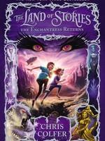 The Land of Stories #02, The Enchantress Returns - PB