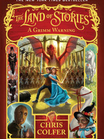 The Land of Stories #03, A Grimm Warning - PB