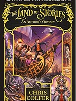 The Land of Stories #05, An Author's Odyssey - PB
