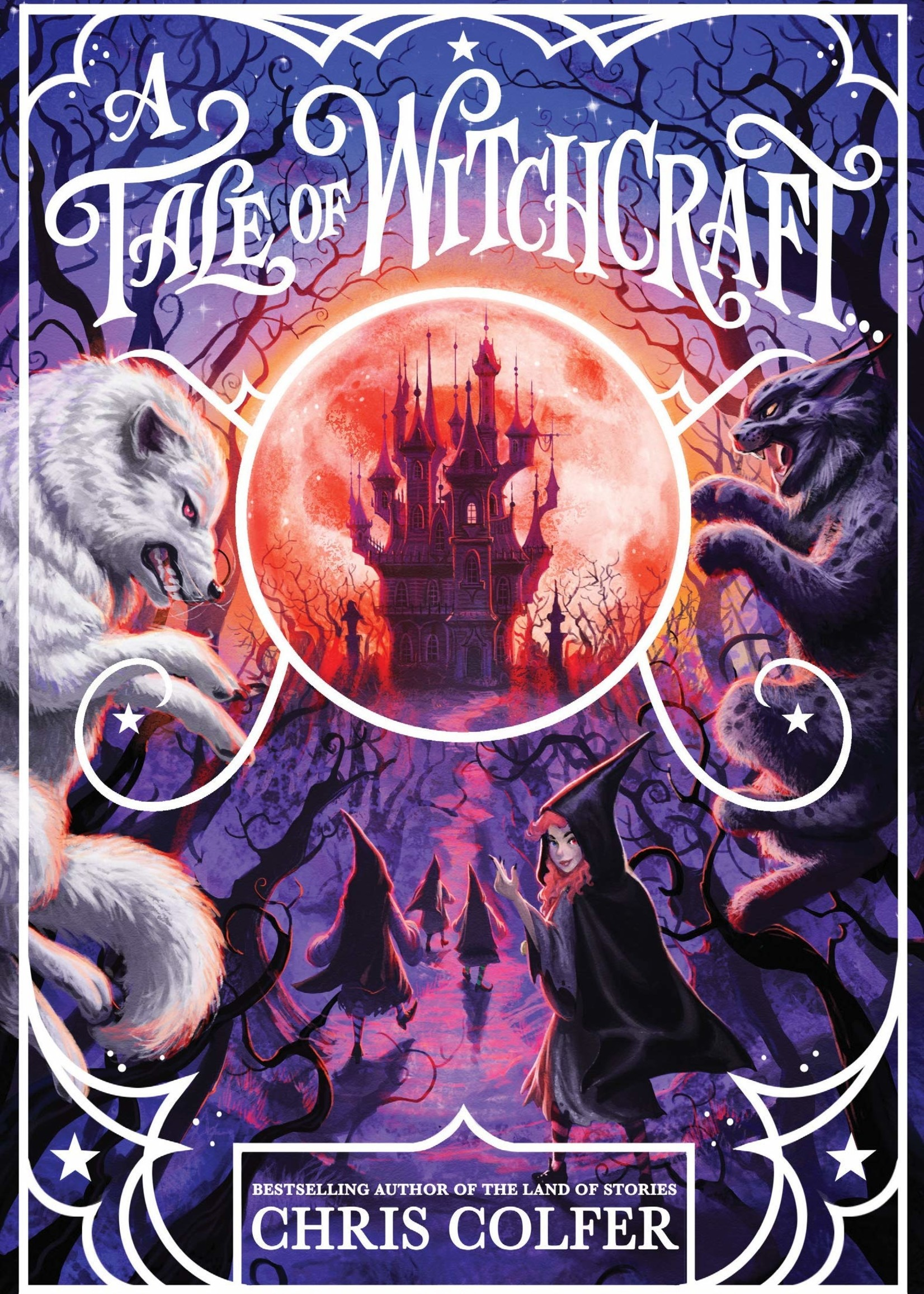 A Tale of Magic #02, A Tale of Witchcraft - Hardcover