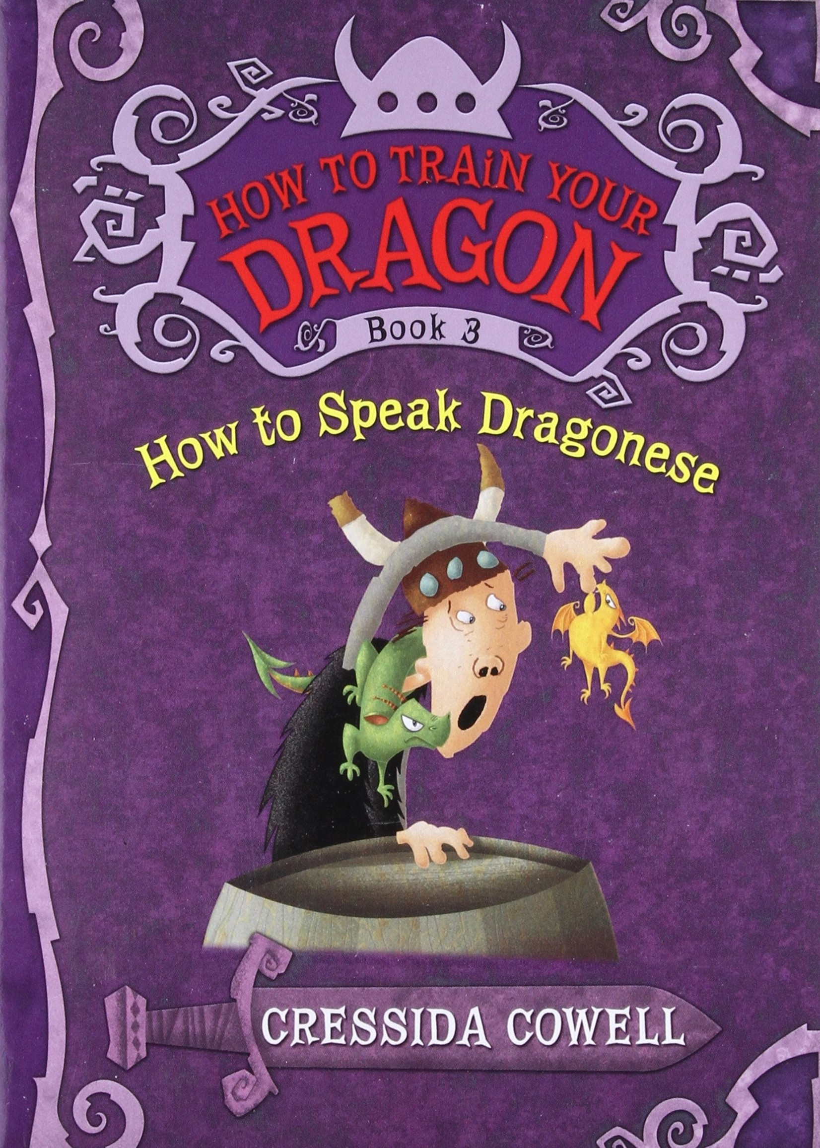 How to Train Your Dragon #03, How to Speak Dragonese - Paperback