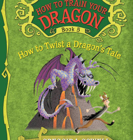 How to Train Your Dragon #05, How to Twist a Dragon's Tale - PB