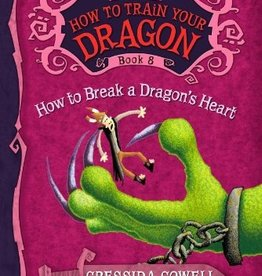 How to Train Your Dragon #08, How to Break a Dragon's Heart - PB