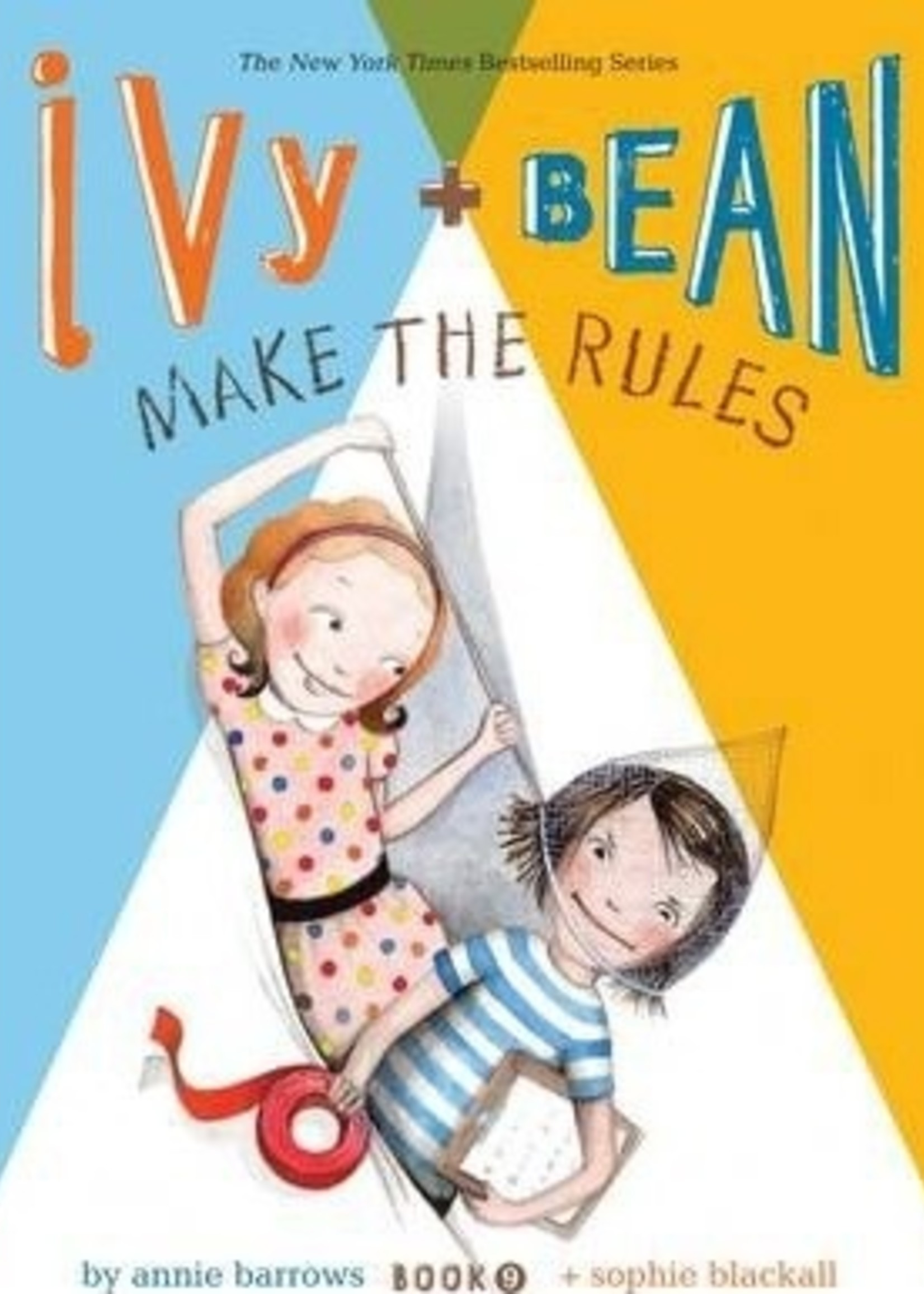 Ivy and Bean #09, Make The Rules - Paperback